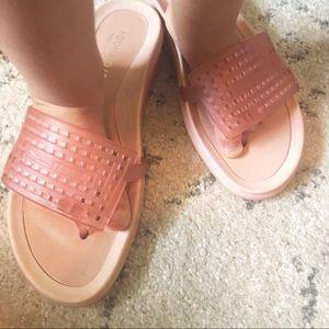 Donald J Pliner Pink Slides